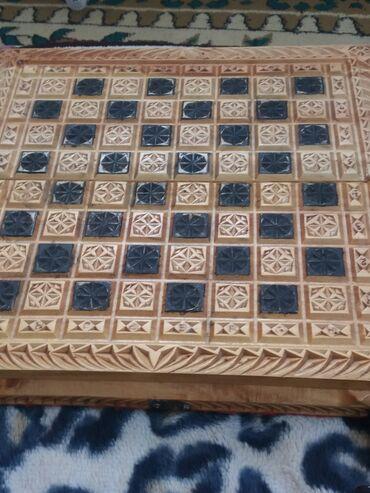 Детский мир - Чон-Арык: Шахматы