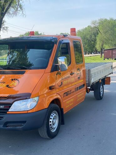 Mercedes-Benz Sprinter 2.2 л. 2001 | 325545 км