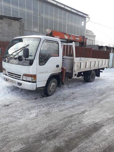 Isuzu - Кыргызстан: Isuzu ELF 4.3 л. 1998 | 367785 км