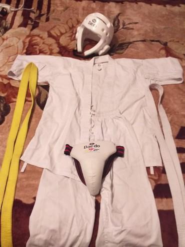 Спортивная форма в Лебединовка: Срочно продаю кимоно на 12 13 лет,в хорошем состоянии
