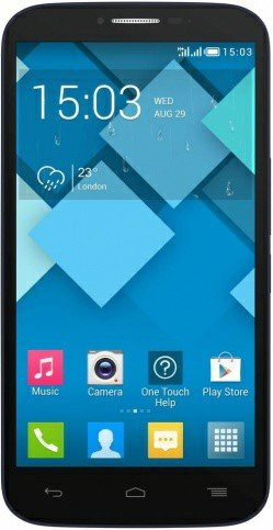 Смартфон Alcatel ONE TOUCH POP C9 7047D 2 снимки ,батарея отличная ,тр в Лебединовка