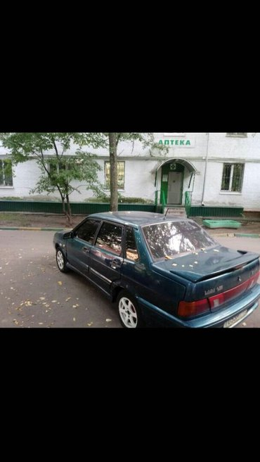 ВАЗ (ЛАДА) 2115 Samara 2004 в Бишкек