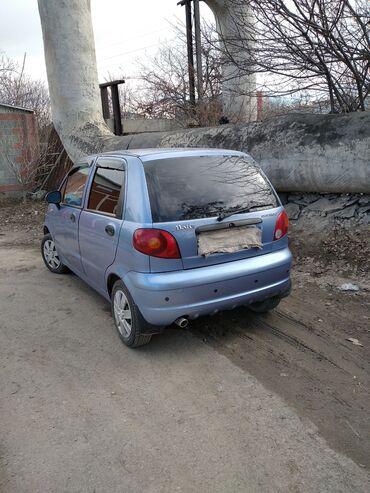 Daewoo Matiz 0.8 л. 2008   150000 км
