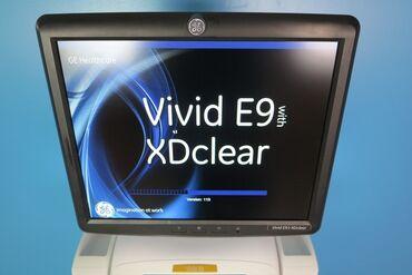 5168 объявлений: УЗИ аппарат GE Vivid E9Ультразвуковаой аппарат GE Vivid E9 создан