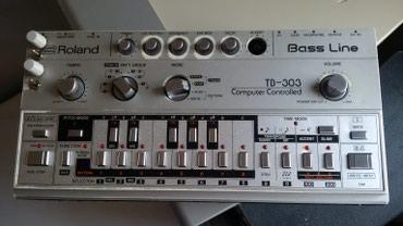 Roland bass line - Priboj