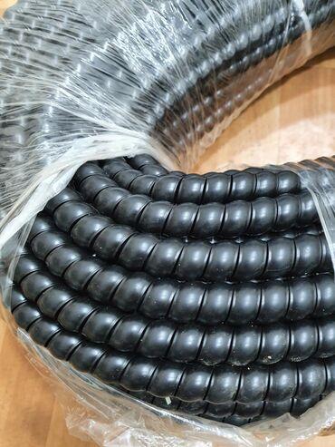 Спиральная плойка - Кыргызстан: Защитно- спиральная оплётка для шланг высокого давления