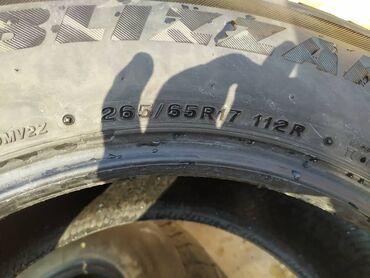 шины 265 65 r17 в Кыргызстан: Зимние колёса r17  265/65