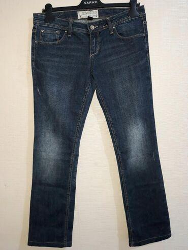 Продаю джинсы Bershka, в отличном состоянии, х/б, на 44-46 размер