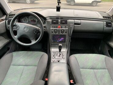 Mercedes w210 2001 avantagrade salon. 4 qapi abifkasi ve sdenkalar