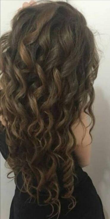 Kosa prirodna - Srbija: Prodajem kosu koja je stavljena pre nepunih mesec dana, odlicno