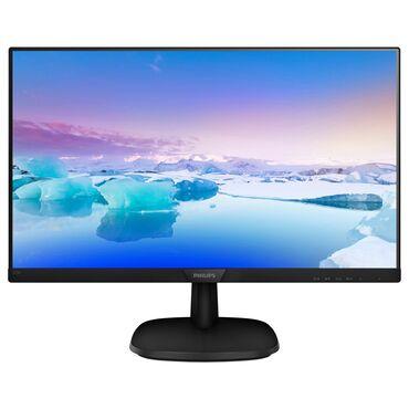 Монитор Philips 27 Дюйма 273V7QDAB IPS LED Разрешение 1920x1080 16:9 F