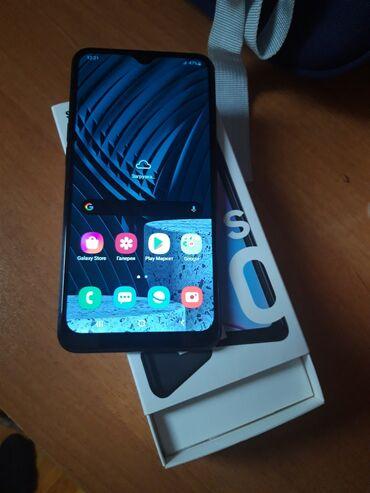 Samsung A10s 32 GB qara