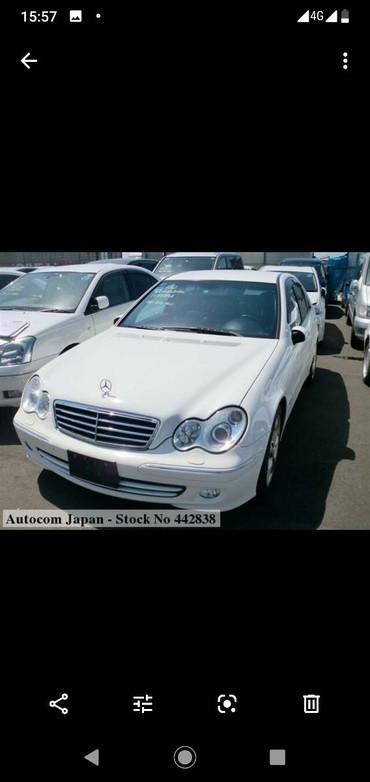 brilliance m2 1 8 at - Azərbaycan: Mercedes-Benz C 230 1.9 l. 2005 | 105000 km