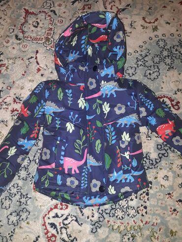 Осенне-зимняя куртка на 1-2 года, можно как мальчикам так и девочкам