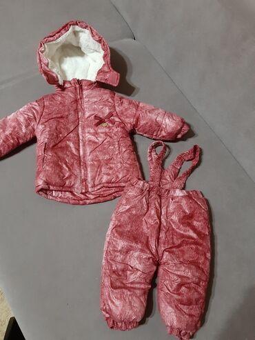 Лыжный костюм детский на 6месяцев Больше выбора смотрите в профиле