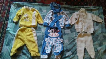 Находки, отдам даром - Нижний Норус: Обменяю детские вещи до 6 месяцев.в хорошем состоянии, некоторые одеты