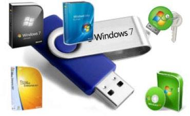 Windowsi xp 7 8 10 na usb fles sa kljucem AKCIJA - Kikinda