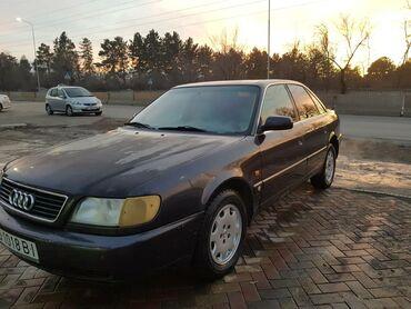 ауди-6 в Кыргызстан: Audi A6 2.6 л. 1994