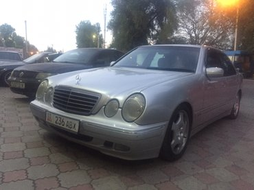 Mercedes-Benz E 430 2000 in Бостери