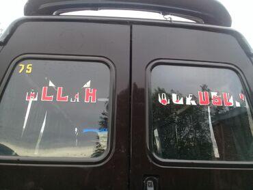İşlənmiş Avtomobillər Qusarda: QAZ GAZel 3221 2.4 l. 1998
