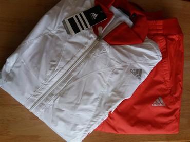 Спортивный костюм зима - Кыргызстан: Спортивный костюм Adidas мужской . Размер 50