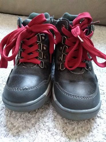 Cipele/cizme decije bambino. Kao nove. Obuvene 3 puta. Potpuno nove i - Prijepolje
