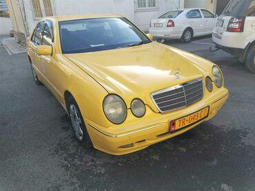 Mercedes-Benz E 220 2.2 l. 2001 | 500000 km