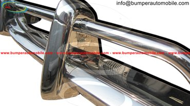 Volkswagen Karmann Ghia USA  year 1955 – 1966 bumper stainless steel in Amargadhi  - photo 3