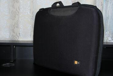 Электроника - Базар-Коргон: Сумка для ноутбука. Отличная сумка для больших ноутбуков 17-19 дюйм. Д