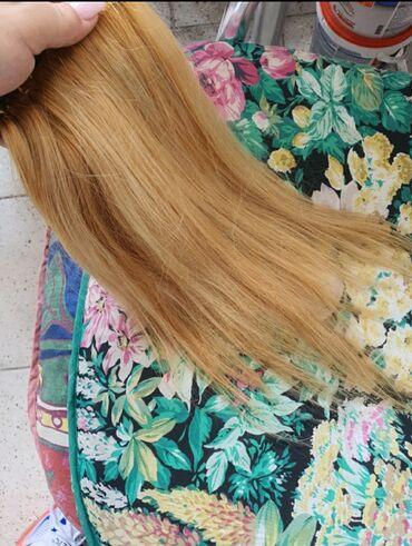 Jedna klipsa široka  Priroda kosa 40 cm  Brazilska kosa