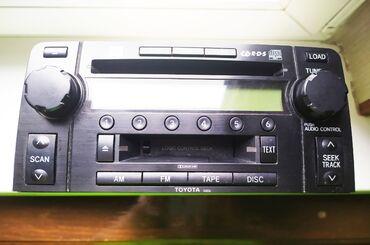 """Автоэлектроника - Кыргызстан: _""""Toyota """"_ _""""Магнитола""""_ С поддержкой всем известной аудио системой"""
