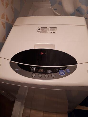 Вертикальная Автоматическая Стиральная Машина LG 6 кг