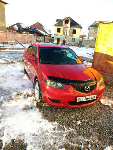 Mazda 3 2006 в Лебединовка