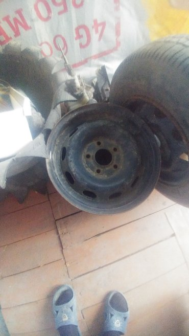Продаю диски на Ford,форд r14 5 x 112 ,6J,4 шт, в Бишкек