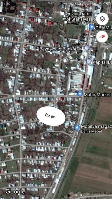 evlərin alqı-satqısı - Tovuz: Satış Evlər mülkiyyətçidən: 192 kv. m, 3 otaqlı