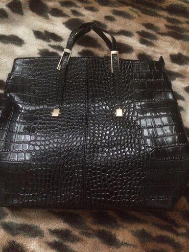 Продам б/у сумку Достаточно большая, удобная и вместительная сумка
