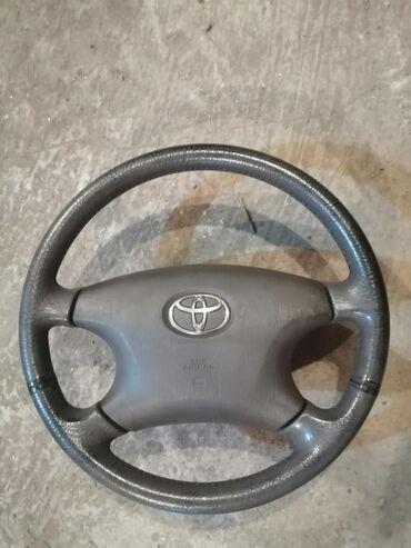 10783 объявлений   АВТОЗАПЧАСТИ: Руль Тойота эстима SRS airbag Toyota estima