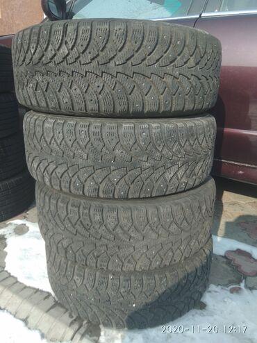 диски р16 бу в Кыргызстан: Комплект с дисками форд