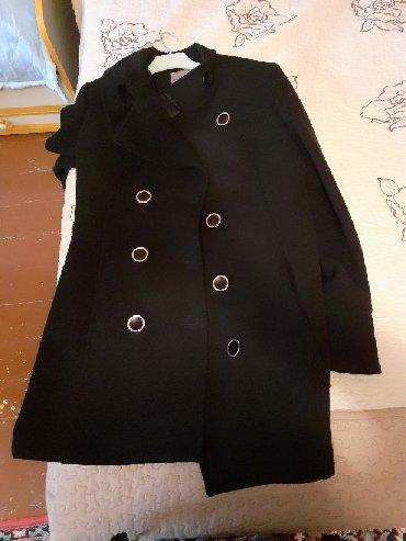 Paltolar Gəncəda: Kaşimir palto,geyinilib,yeni kimidi 8azn