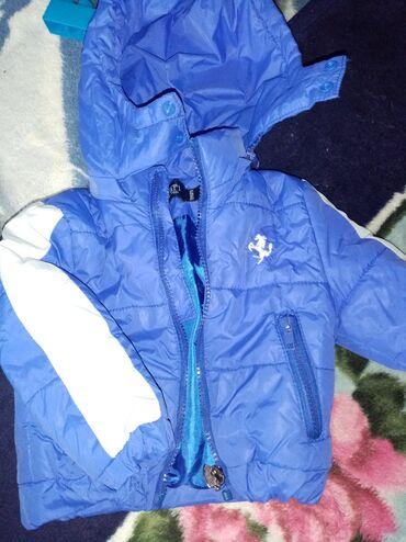 Куртка на мальчика до 2х лет новая