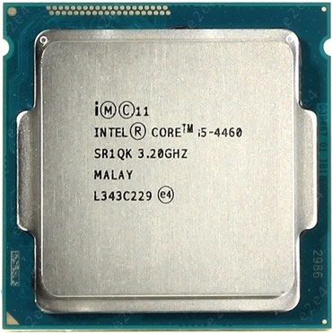 Продаю процессор i5CPU LGA 1150 Intel Core i5-4460, LGA1150, 3.20GHz