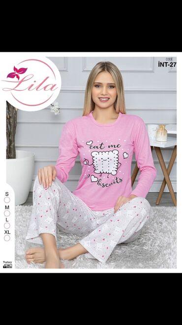 pijama - Azərbaycan: Qalın pıjama destleriM.L.XL.XXL.15 AZN