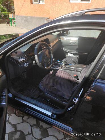купить двигатель мерседес 124 2 5 дизель в Кыргызстан: Mercedes-Benz E 200 2.2 л. 2011 | 1 км