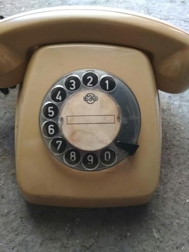 Купить бэушный телефон недорого - Кыргызстан: Домашний телефон ретро