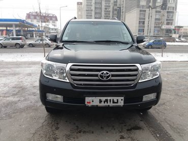 Продаю Toyota Land Cruiser 200 2008г.в Европеец, объем 4.7(бензин +газ в Лебединовка