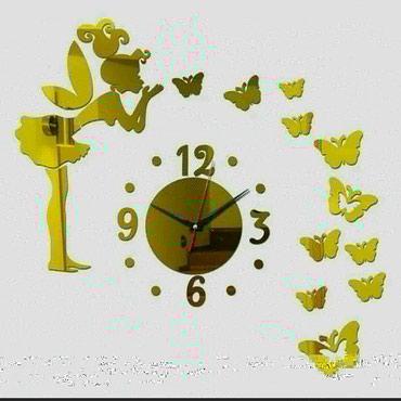 3D Divar Dekor Saat.. в Sumqayıt