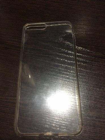jbl-чехол в Кыргызстан: Прозрачный чехол на iPhone 7 Plus за 50 сом