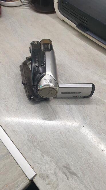 Видеокамера, запись на минисиди