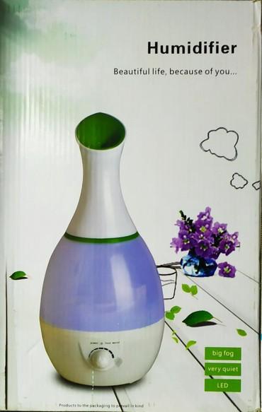 Увлажнитель воздуха. 3,5 литра. Новые в Бишкек