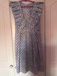 Fornarina haljina kupljena u Fashion and Friends-u, velicina M,ali bi - Kragujevac